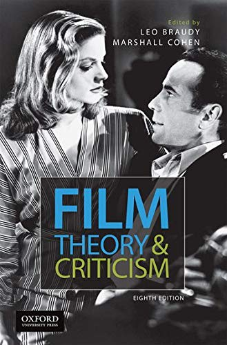 Compare Textbook Prices for Film Theory and Criticism: Introductory Readings 8 Edition ISBN 9780199376896 by Braudy, Leo,Cohen, Marshall