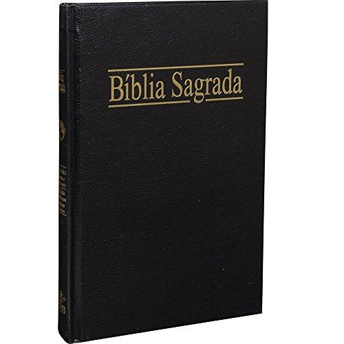 Bíblia Sagrada - Capa Preta: Almeida Revista e Atualizada (ARA)