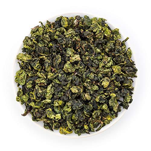 Oriarm 100g / 3.53oz Tuo Suan Tieguanyin Té Chino Oolong Loose Leaf - Anxi Tie Guan Yin Tea Fresh Sour Style - Té Verde Oolong Ti Kuan Yin