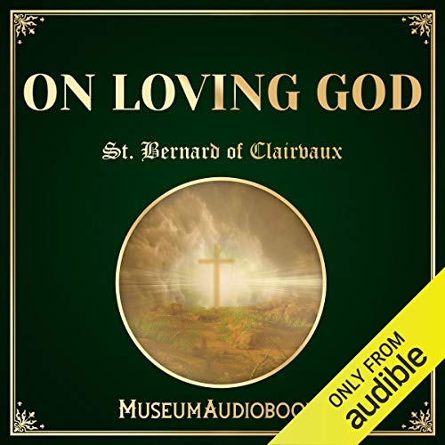 On Loving God audiobook cover art