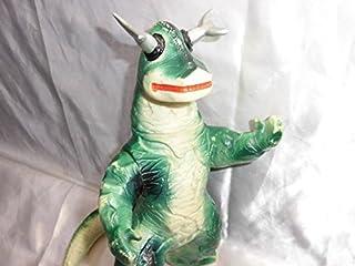 当時物オリジナル マルザン (マルサン商店) エレキング 2期 怪獣ソフビ スタンダードサイズ ウルトラマン ウルトラセブン ブルマァク