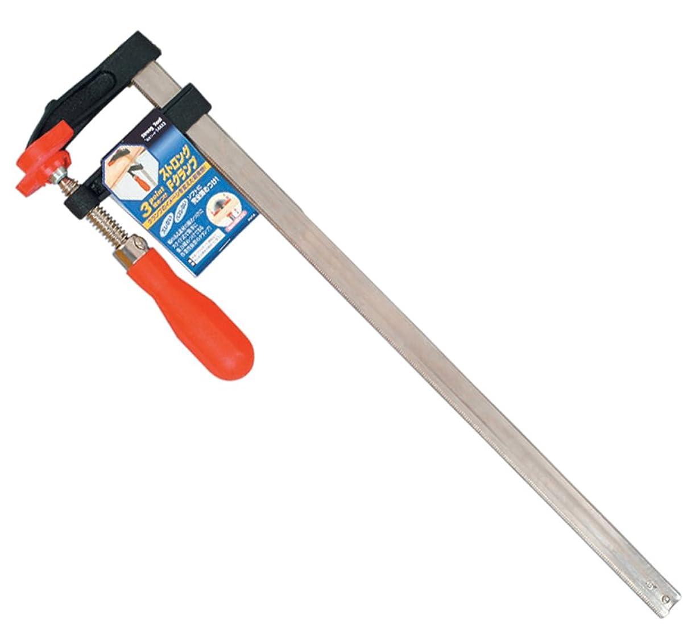 手つかずの即席天才ストロングツール(Strong TooL) ストロング3point締めつけFクランプ 440mm 14443