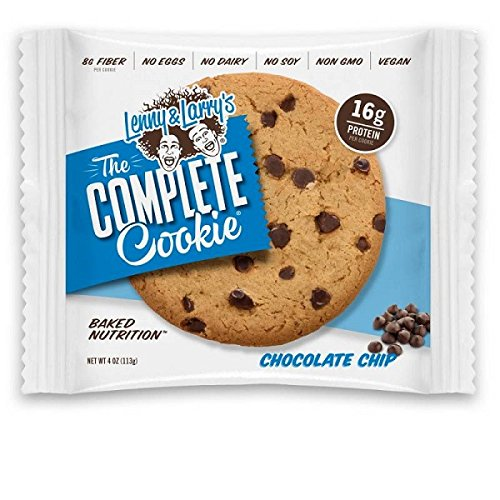 Lenny & Larry's Complete 12 Cookies, Chocolate Chip