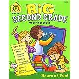 Big Second Grade Workbook: Ages 7-8 (Big Workbook)