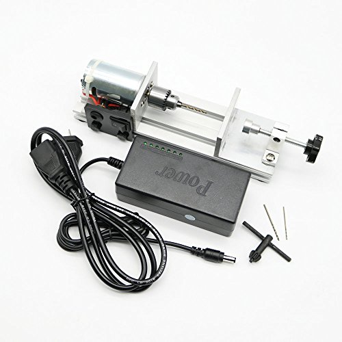 Read About Mini Beads Drill Presses Woodworking Machine Drilling Tool with Power Supply DIY
