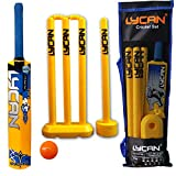 Lycan Beast PVC Cricket Bat Kit for All Age Groups (0 Number for Age 2-3 Year)