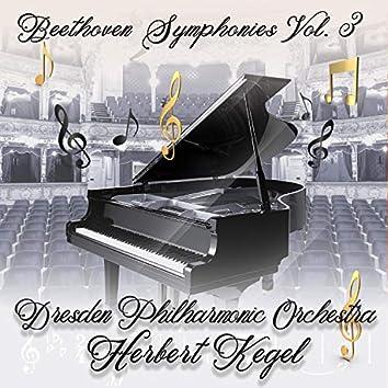 Beethoven Symphonies, Vol. 3