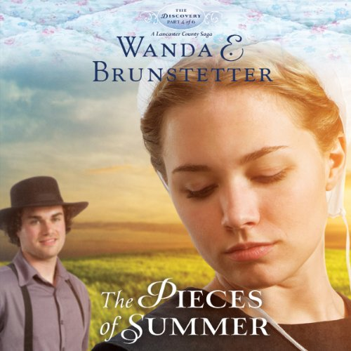 The Pieces of Summer: The Discovery - A Lancaster County Saga