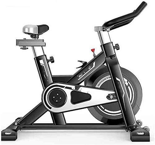 Fitness Spinning Bike Ultra-Silencioso Bicicleta Ejercicio Fitness Equipo de Pérdida de Peso...