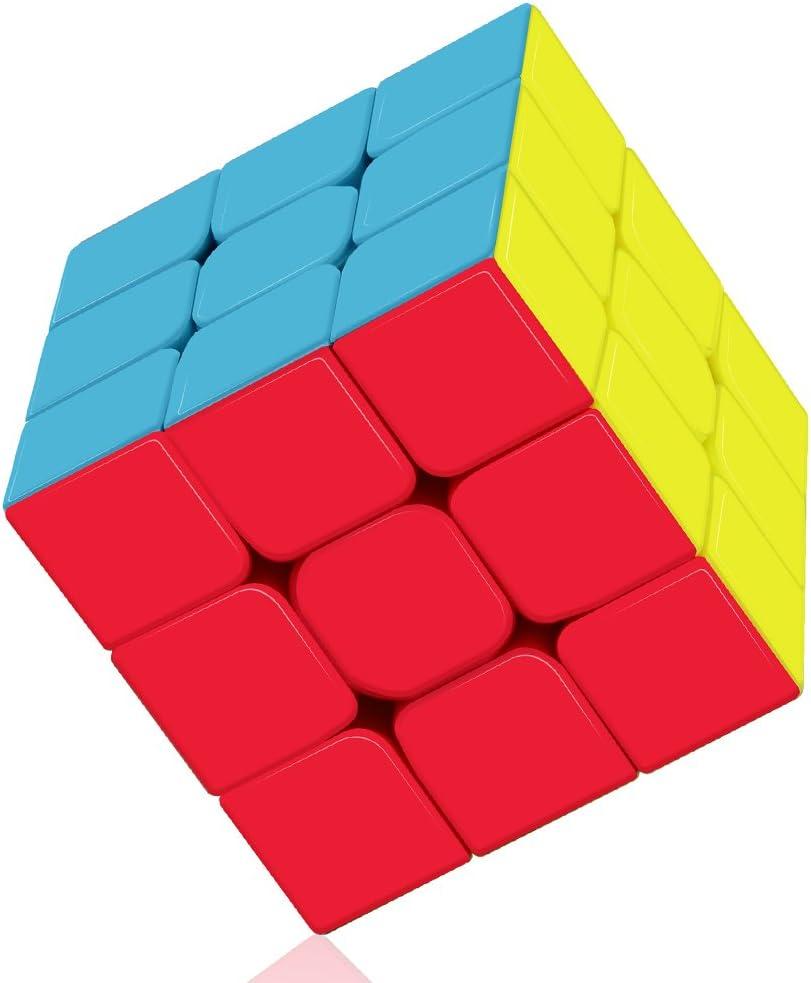 Speed Cube: Roxenda Profession 3x3x3 Smooth Jacksonville Mall Fast 2021 - Tu Cube