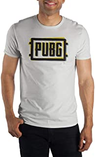 PUBG Shirt Playerunknown's Battlegrounds Logo Video Game Licensed T-Shirt