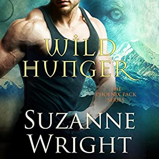 Wild Hunger     Phoenix Pack, Book 7              By:                                                                                                                                 Suzanne Wright                               Narrated by:                                                                                                                                 Jill Redfield                      Length: 11 hrs and 1 min     1,108 ratings     Overall 4.6