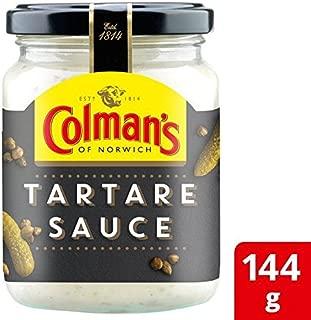 Colman's Tartare Sauce - 144g (0.32lbs)