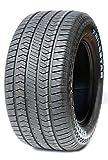 325/50R15 Tires - Milestar STREETSTEEL All-Season Radial Tire - P295/50R15 105S