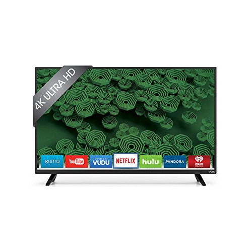 VIZIO D65u-D2 65' Class UHD Full-Array LED Smart TV (Black)