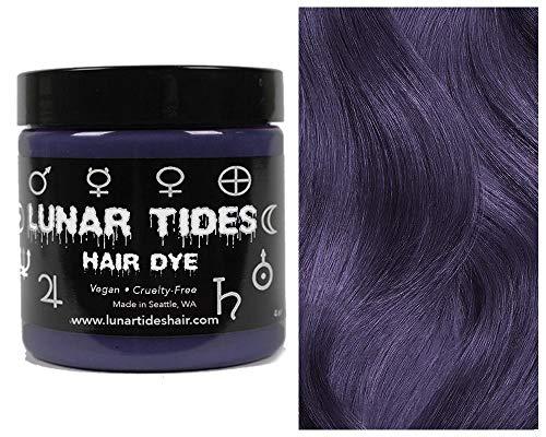 Lunar Tides Haarfärbemittel Semipermanenter Haarfarbstoff Smokey Purple Lila