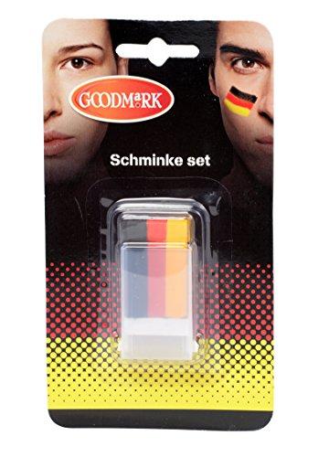 Goodmark Schminkstift Deutschland, 2er Pack (2 x 1 Stück)