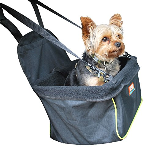 Animal Planet Puppy Booster Car Seat Cover