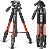 Best Camera Tripods - ZOMEI 58'' Compact Light Weight Travel Portable Aluminum Review
