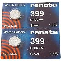 # 399Renata Watch Batteries 2pcs