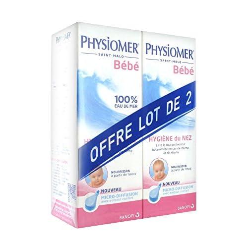 Physiomer Nourissons Lot de 2 x 115ml Sanofi