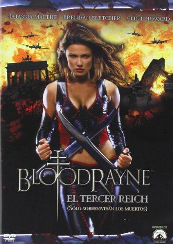 BloodRayne: El Tercer Reich [DVD]