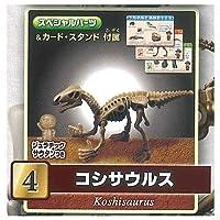 ほねほねザウルス×福井県立恐竜博物館EX [4.コシサウルス](単品)