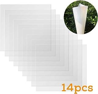 BAISDY 14PCS 7.5mil Mylar Sheet Blank Mylar Stencil Sheets, 12 X 12 Inch