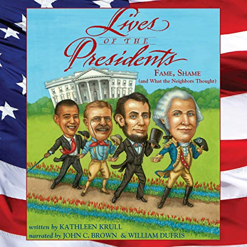Lives of the Presidents Titelbild