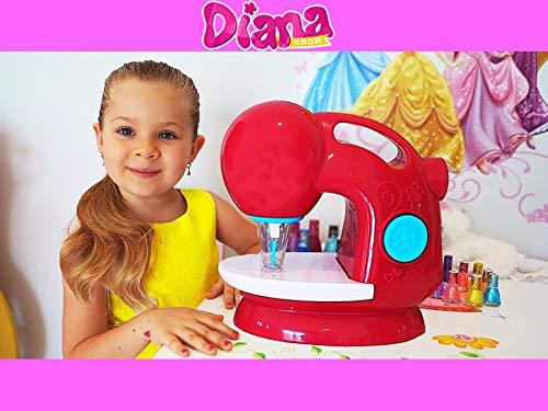 Diana's DIY Kids' Sewing Machine!