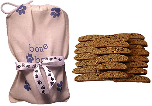 Carrot Anise Biscotti 5oz Bag