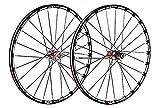N&I Bike Front Wheel Rear Wheel Mountain Bike wheelset 26/27.5/29 inch Double-Walled Aluminum Alloy Wheels disc Brake Carbon Fiber hub Running axle 7-11 Speed Cassette
