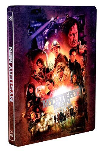 Mystery Men [Édition Ultime-Blu-Ray + DVD-Boîtier SteelBook]