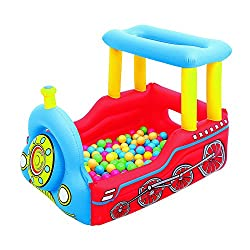 Kinder Bällebad kaufen: Lokomotive