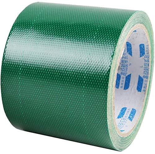 Dekzeil Reparatie Tape - Isolatie PVC Waterdichte Outdoor Reparatie Trucker Tape Sterke Zelfklevende Reparatie Tape voor Tarp, Tent, Luifel, Cover, Scheuren Gaten (Kleur : Blauw groen) 419 Groen