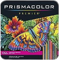 Prismacolor 4484 Prismacolor Premier Coloured Pencils, Set of 132