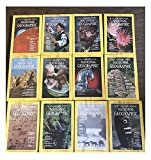 National Geographic Magazine 1980 Complete Collection January -- December