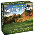 Bill Kroen's Golf Tip-A-Day 2021 Calendar