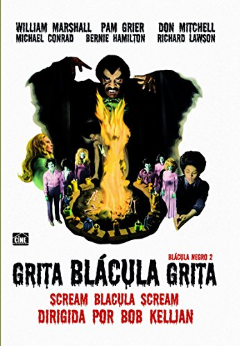 ¡Grita, Blacula, Grita! (Blácula Negro II)