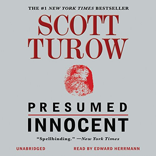Presumed Innocent cover art