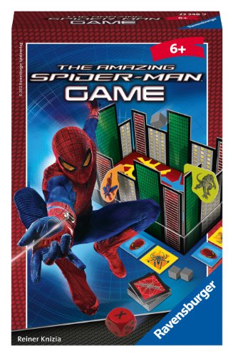 Ravensburger 23348 - The Amazing Spider-Man Game