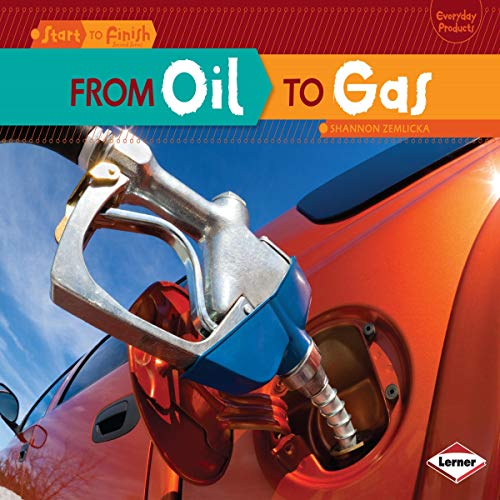 From Oil to Gas cover art