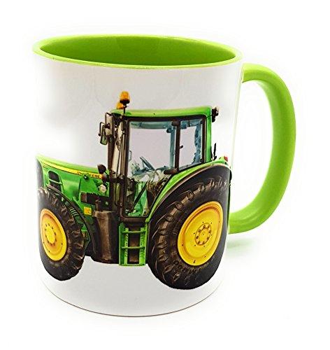 Kilala Traktortasse mit Spruch