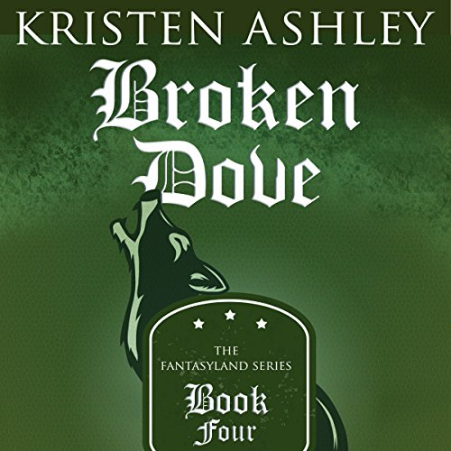 Broken Dove audiobook cover art