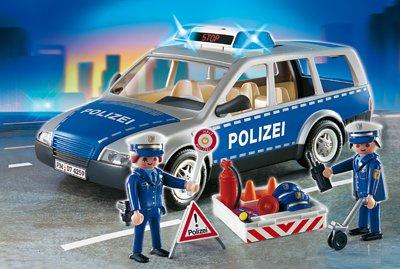 PLAYMOBIL® 4259 - Polizei-Einsatzwagen