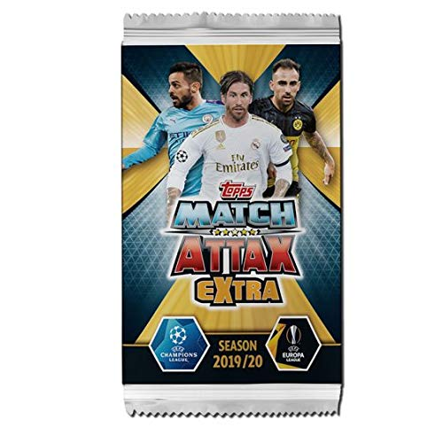 Topps Match ATTAX Extra UEFA Champions - 1 Sobres