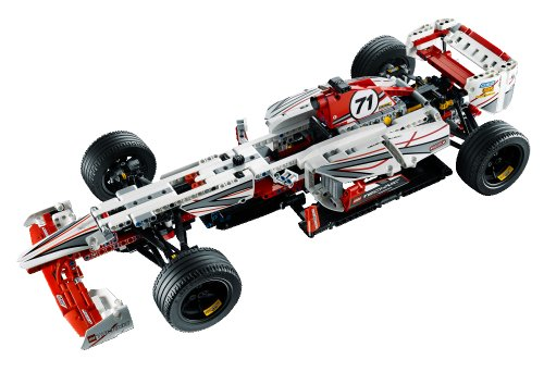 Lego Technic 42000 - Grand Prix Racer Rennwagen