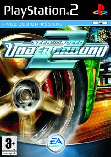Need for speed : underground 2 [PlayStation2] [Importado de Francia]