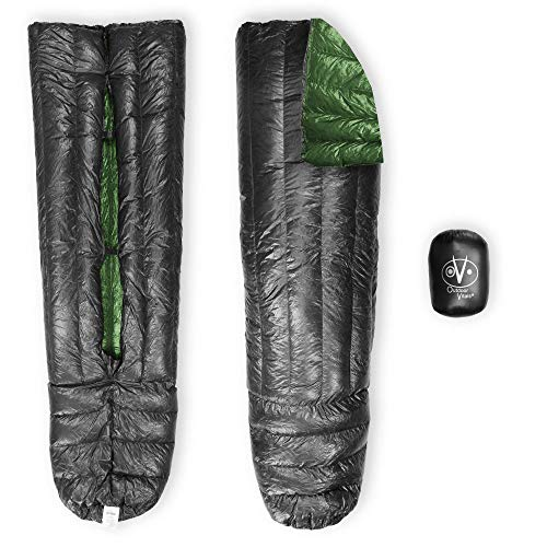 Outdoor Vitals Down TopQuilt for Ultralight Backpacking - 0 Degree