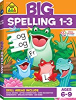 Big Spelling 1-3 (Big Workbook)